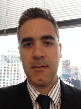 Sergio Perez, Sales Agent