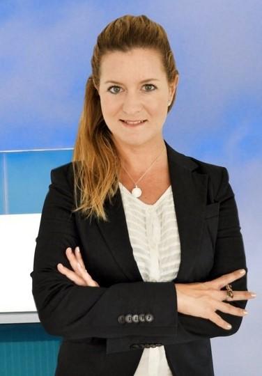 Lucia Zamorano, Sales Agent
